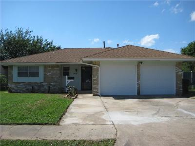 Norman Single Family Home For Sale: 1401 Abbey Drive