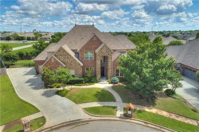 Norman Single Family Home For Sale: 3700 Dalston Circle