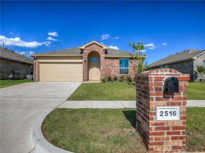 Yukon Single Family Home For Sale: 2516 Colby Court