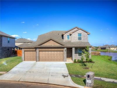 Yukon Single Family Home For Sale: 2500 Colby Court
