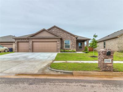 Yukon Single Family Home For Sale: 2509 Colby Court