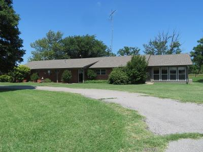 Single Family Home For Sale: 9985 N Us 183 Highway