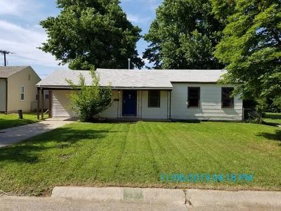 Oklahoma City Single Family Home For Sale: 529 Wilson Drive