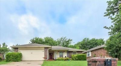 Midwest City Single Family Home For Sale: 1309 Tara Drive