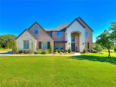 Edmond Single Family Home For Sale: 6817 Gentry Circle