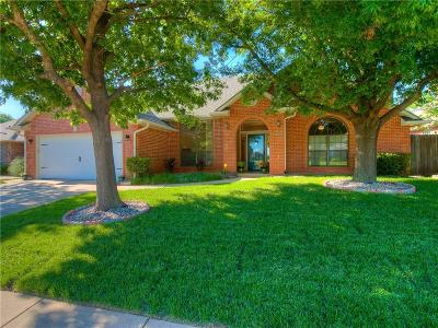 Edmond Single Family Home For Sale: 629 NW 143rd Street