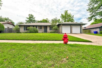 Norman Single Family Home For Sale: 1124 Merrymen Green