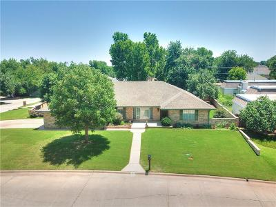 Oklahoma City Single Family Home For Sale: 6200 Lansbrook Lane