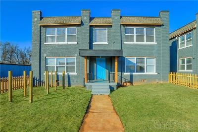 Oklahoma City Multi Family Home For Sale: 2321 NW 12th Street