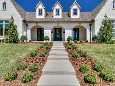 Edmond Single Family Home For Sale: 6216 Hazeltine Drive