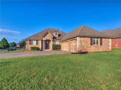 Moore Single Family Home For Sale: 821 Ashwood Lane