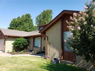 Oklahoma City Single Family Home For Sale: 8217 NW 79th Street