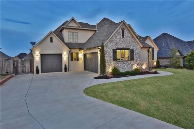 Edmond Single Family Home For Sale: 525 Newport Bridge Drive