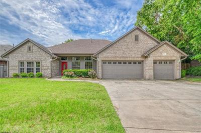 Norman Single Family Home For Sale: 3912 Harrogate Drive