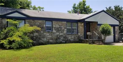 Warr Acres Single Family Home For Sale: 6124 NW 50th Street