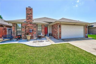 Oklahoma City Single Family Home For Sale: 7744 NW 105th Terrace