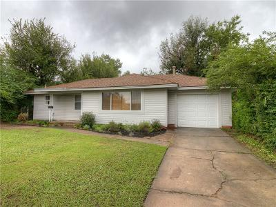 Oklahoma City Single Family Home For Sale: 3024 Somerset Place