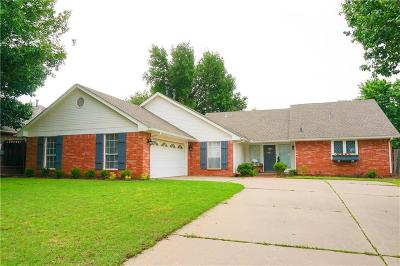 Edmond Single Family Home For Sale: 2612 Jeannes Trail