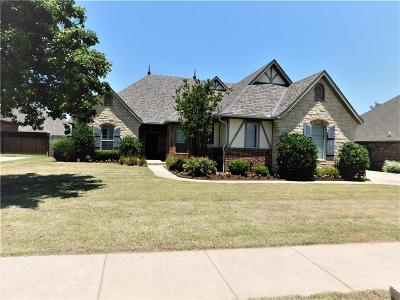 Oklahoma City Single Family Home For Sale: 2801 SW 137th Street