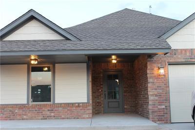 Yukon Single Family Home For Sale: 1420 Shadow Terrace