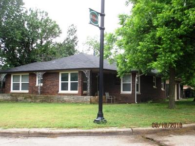 Oklahoma City Single Family Home For Sale: 4624 NW 11th Street