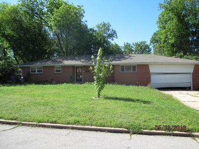 Oklahoma City Single Family Home For Sale: 1818 NW 34th Street