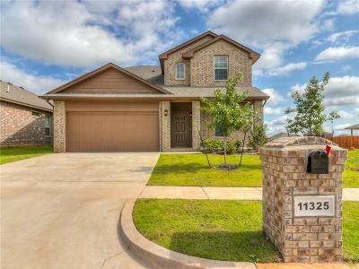 Mustang Single Family Home For Sale: 11325 SW 34th Terrace