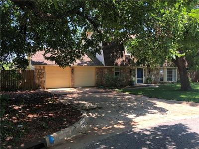 Oklahoma City Single Family Home For Sale: 6200 W Greenwood Lane