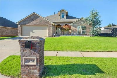 Edmond Single Family Home For Sale: 2424 NW 158th Street