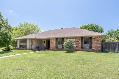 Oklahoma City Single Family Home For Sale: 12401 Clarence Court