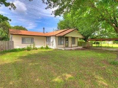 Midwest City Single Family Home For Sale: 1401 N Westmoreland Avenue