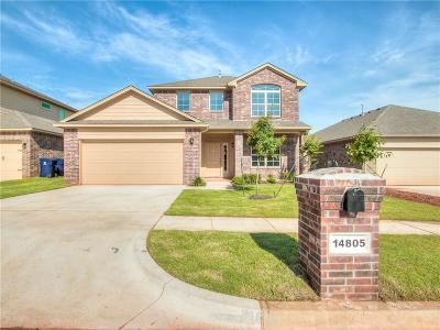 Oklahoma City Single Family Home For Sale: 14805 Gravity Falls Lane