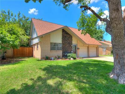 Moore Single Family Home For Sale: 1213 S Howard Avenue
