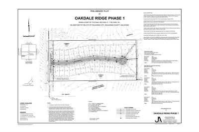 Oklahoma County Residential Lots & Land For Sale: NE Coltrane & 122nd Street