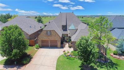 Edmond Single Family Home For Sale: 16641 Little Leaf Lane