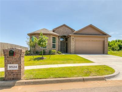 Yukon Single Family Home For Sale: 9524 Squire