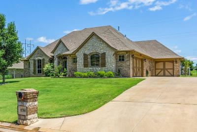 Edmond Single Family Home For Sale: 8786 Venezia Lane