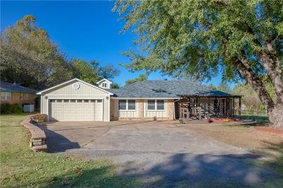 Washington OK Single Family Home For Sale: $190,000