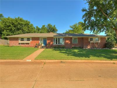 Weatherford Single Family Home For Sale: 1231 N Illinois Street