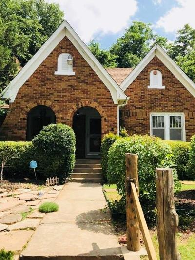 Oklahoma City Single Family Home For Sale: 1732 NW 35th Street