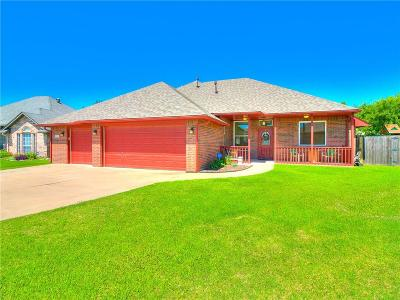 Oklahoma City Single Family Home For Sale: 7929 Michael Court