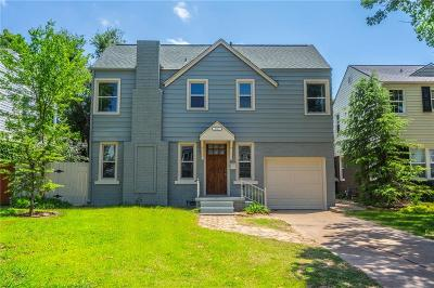 Oklahoma City Single Family Home For Sale: 2528 NW 25th Street