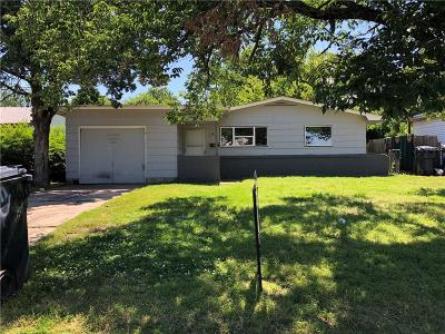 Oklahoma City Single Family Home For Sale: 5416 S Rockwood Avenue