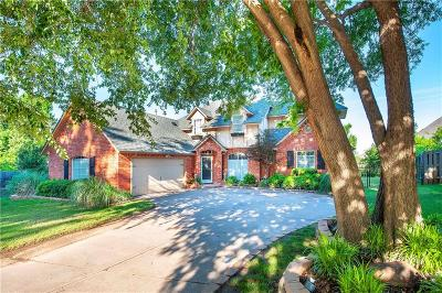 Edmond Single Family Home For Sale: 401 Julies Trail Circle