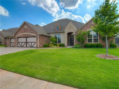 Oklahoma City Single Family Home For Sale: 14909 Trumball Circle