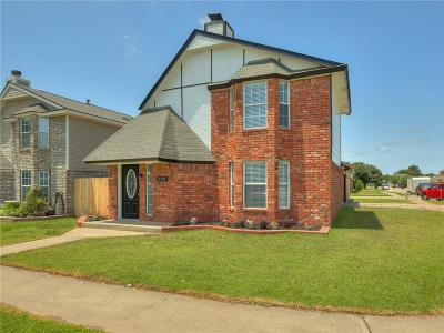 Moore Single Family Home For Sale: 2101 Parkview Drive