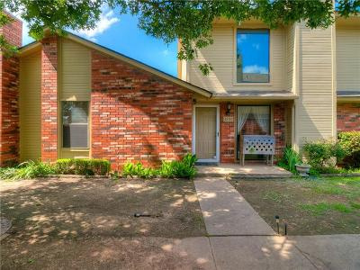 Edmond Condo/Townhouse For Sale: 1125 Sequoyah Place #C