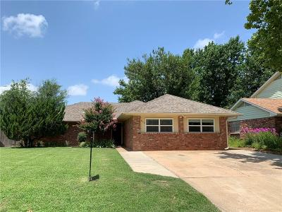 Norman Single Family Home For Sale: 612 Jean Marie Drive