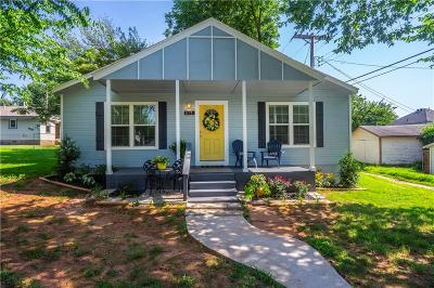 Guthrie Single Family Home For Sale: 315 E College Avenue