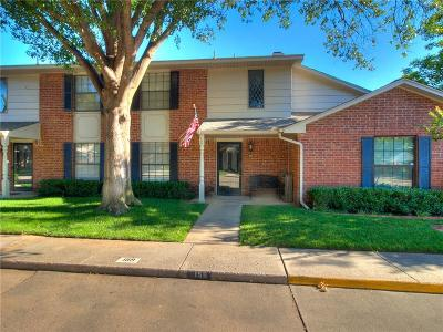Oklahoma City Condo/Townhouse For Sale: 9009 N May Avenue #159